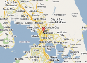 GPS Philippines Google Maps - Bulacan map philippines