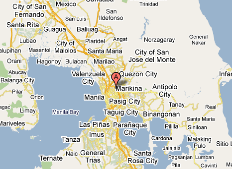 Navigating The Philippines With Google Maps GPS Pinoy Auto Blog - Maps of the philippines